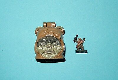 STAR WARS Micro Machines - WICKETT (EWOK) Mini Head Playset - NEU NEW