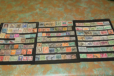 Peru Medium  H/v  Collection  X 136 All Diff Mint,  F/u