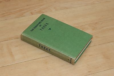 The Observer's Book of Trees. 1964 Edition.