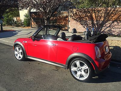 2005 Mini Cooper S Convertible 2005 Mini Cooper S Convertible Only 68K Miles!
