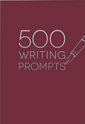 500 Writing Prompts by Piccadilly Journal