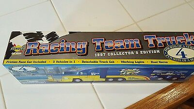1997 Sunoco Racing Team Truck  Collectors Edition Fourth Of A Series