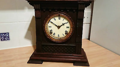 Antique Ansonia SALEM 8 Day Chiming Mantel Clock