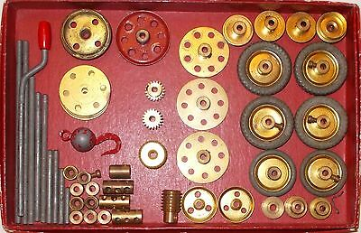 Meccano - Selection Of Vintage Parts