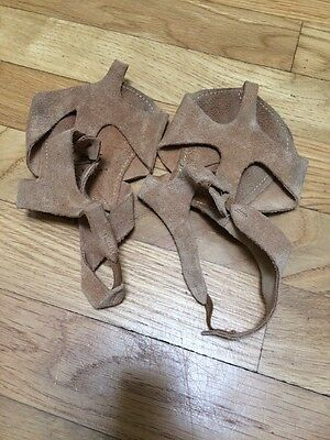 Leo's Lyrical dance shoes - Used - Leather - Size 6