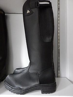 Mountain Horse Thermolite Winter Equestrian Tall Riding Boots Zip Back Us W8