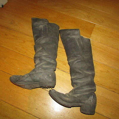WW1 French Cavalry Boots