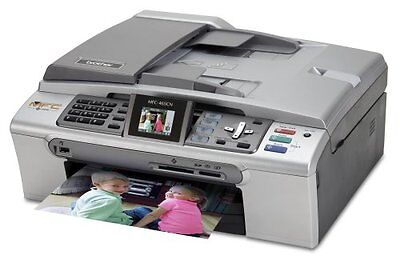 BROTHER Imprimante scanner fax tout-en-un MFC-465CN