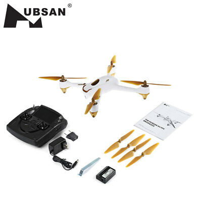 Hubsan H501S 10CH Brushless RC Quadcopter X4 5.8G FPV with 1080P HD Camera GPS