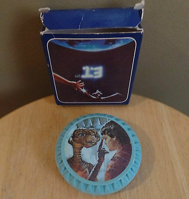 "Vintage Avon ""ET and ELLIOT"" Decal SOAP with Original BOX ~NEW"