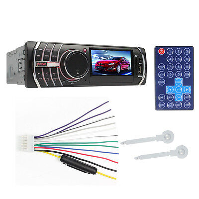 1xCar in-Dash MP5 MP3 Player Audio SD USB TFT LCD 12V With Remote Control