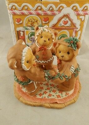"""Cherished Teddies  Sugar & Spice """"A Special Recipe For Our Friendship"""