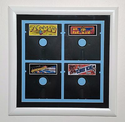 Limited Retro Game Pop Art Signed and Numbered - Pac-Man, Donkey Kong, Asteroids