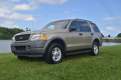 2002 Ford Explorer XLS 2002 Ford Explorer 4x4 AWD 4.0 V6 4 door SUV XLT Very cheap reliable low miles!