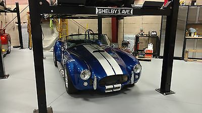 1965 Shelby Factory Five  1965 Shelby Cobra Factory Five