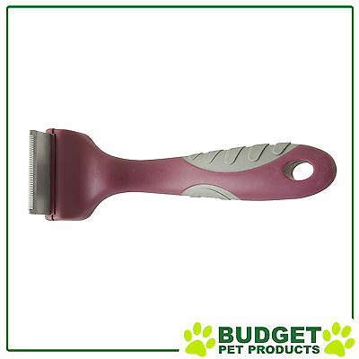 Trouble & Trix GlamourPuss Shedding Brush For Cats