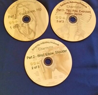 Chiropractic Extremity DVDs