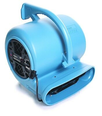 F351 Sahara Pro X3 TurboDryer Carpet Dryer Fan Blower Air Mover