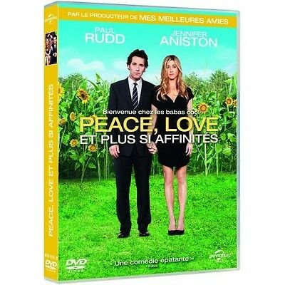 DVD Peace, love et plus si affinite