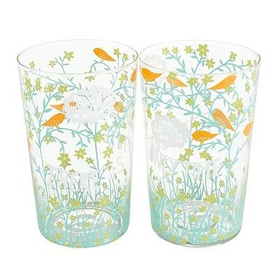 NEW Rob Ryan Only Time Glasses (set of 2). Great Price.