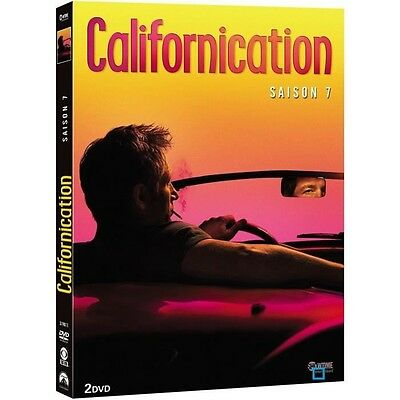 DVD Coffret Californication, saison 7