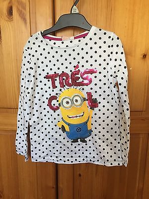5-6 Year Old Girl Top