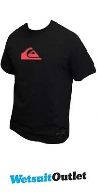 Quiksilver KDB Technical Surf Tee BLACK T034MS
