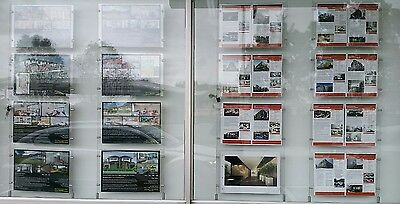 A3 Window Display 4x4 Signage for Real Estate PRICE NEGOTIABLE