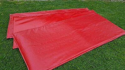 brand new heavy duty  bouncy castle crash mats 1.2m x 2.4m in any colours