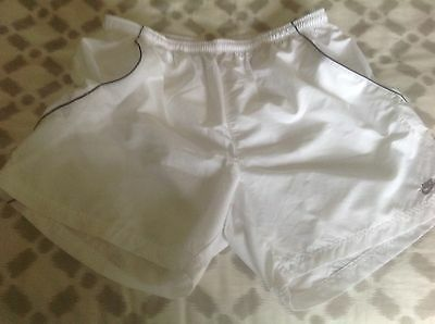 Nike Mens White Shorts