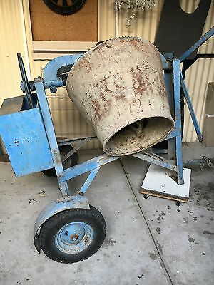Cee-Cee Cement Mixer