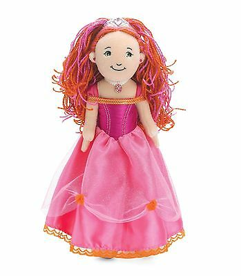Groovy Girls Princess Isabella Soft Doll by Manhattan Toys NEW