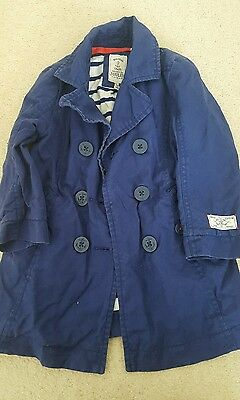 Joules girls coat