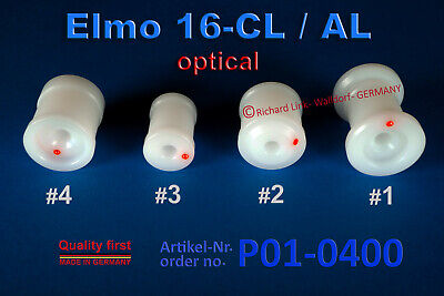 ELMO 16-CL optical / Elmo 16-AL optical     Ersatzteile/spare parts