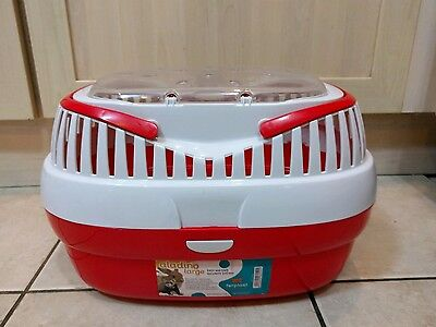 Ferplast Aladino Pet Carrier Large 36 x 26 x 23 cm Red