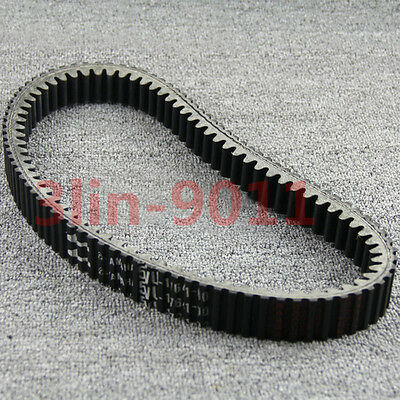 Motorcycle Kevlar Aramid Clutch Drive Belt For Yamaha TMAX 500 XP500 2004-2011