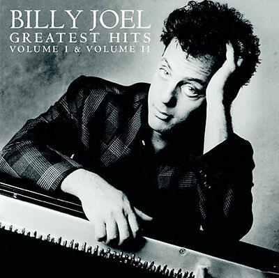 Greatest Hits - Volume I & II - Billy Joel (Album) [CD]
