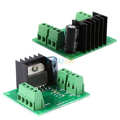 3A PWM Motor Driver Module Adjustable Speed Board  LMD18200T For Robot Arduino