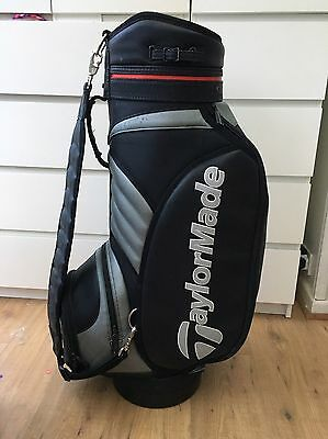 Taylormade Golf Tour Staff Trolley Bag Excellent Condition