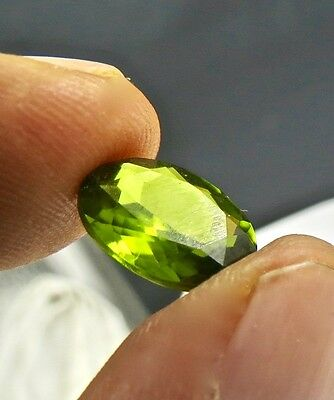 Best 5.08Cts Green Vesvuvianite Idocrase Oval Cut Gemstone For Ring Or Pendant