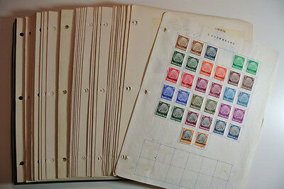 Germany Stamp Collection from Estate / Unchecked