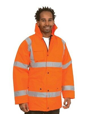 Road Safety Jacket Uneek UC803 **UNDER £10/UNIT** 35 PCS