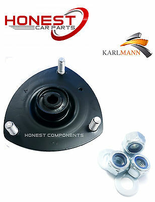 For HONDA CIVIC 01-06 FRONT RIGHT TOP STRUT MOUNTING + BOLTS By Karlmann