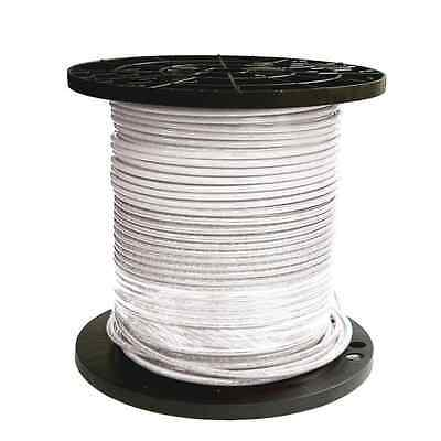 Southwire 500 Ft 8 Gauge Stranded CU THHN Single Conductor Electrical Wire White
