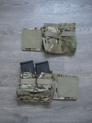 London Bridge Trading LBT-2739C M4/MP7 Side Plate Pocket, Magazin Pouch, Crye