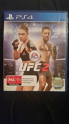 Ufc2 For Ps4
