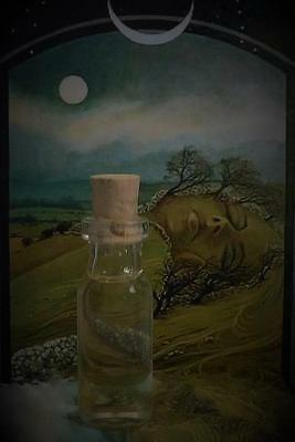DANU Goddess Ritual Oil Potion Anointing Oil Abundance ~ Wicca Witchcraft Pagan