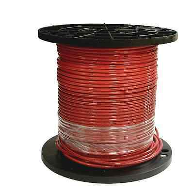 Southwire 500 Ft 8 Gauge Stranded CU THHN Single Conductor Electrical Wire RED