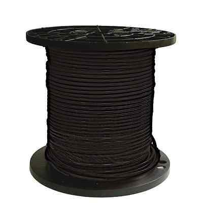 Southwire 500 Ft 8 Gauge Stranded CU THHN Single Conductor Electrical Wire BLACK