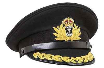 WW2 Royal Navy Commanders cap repro size 58